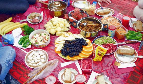 Пикник  рецепты на Поварёнокру