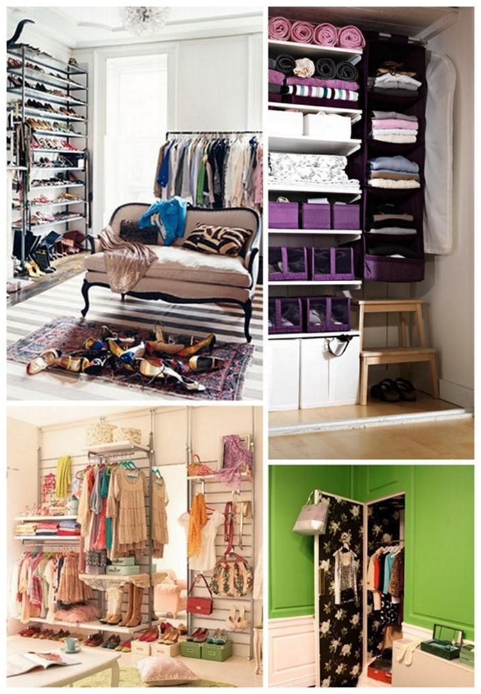 Гардеробная комната в квартире: вместо всех шкафов! ваш инте.