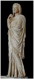 Древнеримская женская одежда