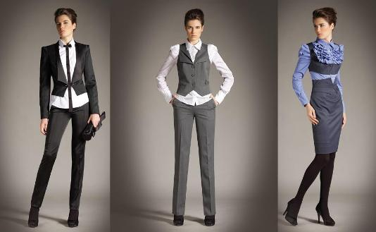 Офисный стиль 2015 для девушек