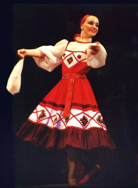 фото народные танцы