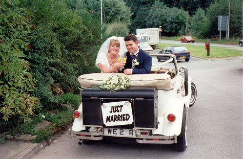 Wedding Car Decoration - Photos 4