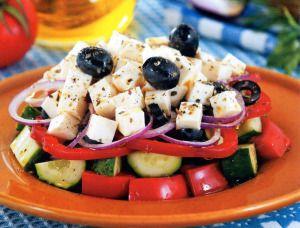 греческая национальная кухня