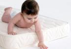 матрас для ребенка