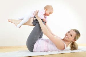 тренировки после беременности