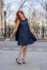 Детали: платье Penny Black, Guess