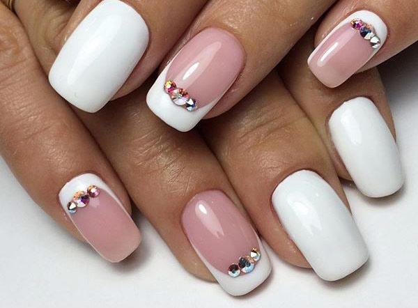 картинки с гель лаком на ногтях