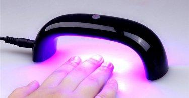 ЛЕД лампы для ногтей