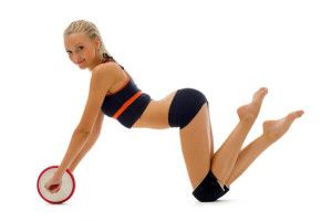 Колесо для упражнений