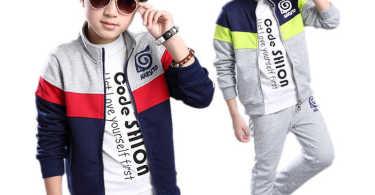 спортивную одежду для мальчиков