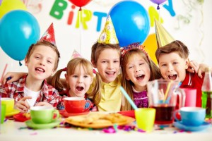 день рождения для ребенка
